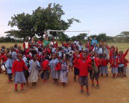 Village kids pic